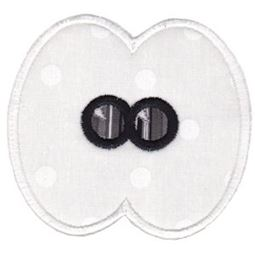Halloween Eyes Applique 10