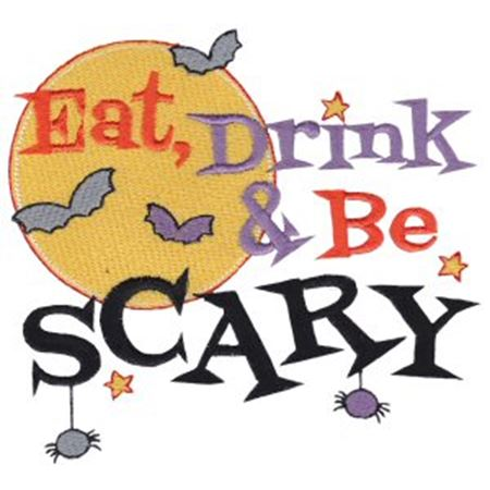 Eat Drink And Be Scary