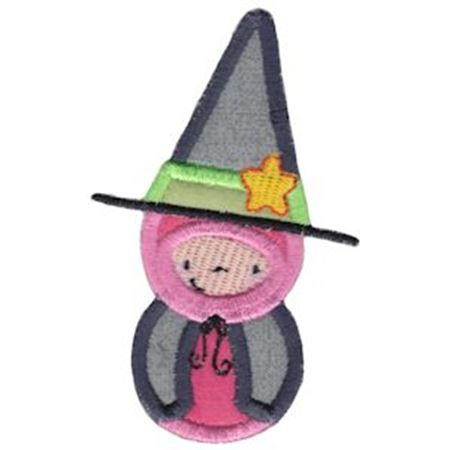 Halloween Wobbles Applique 12