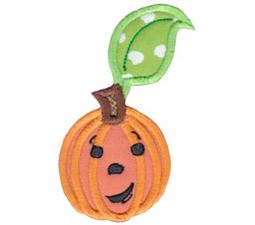 Halloween Wobbles Applique 16