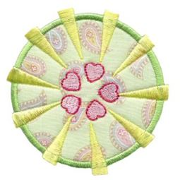 Hearts And Circles Applique 13
