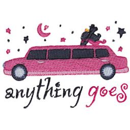 Anything Goes Limousine