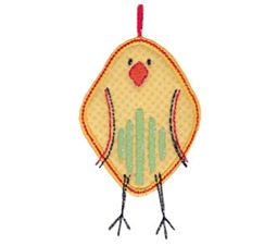 Here Birdy Applique 15
