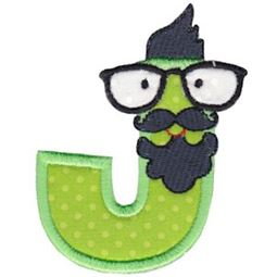Hipster Boys Alpha Applique J
