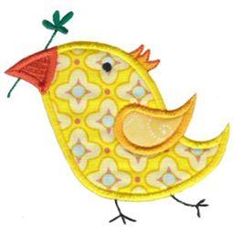 Hop Into Easter Applique 7