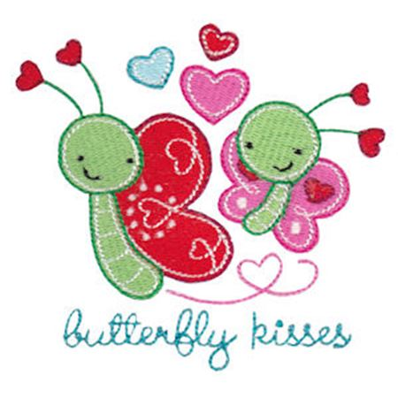 Butterfly Kisses