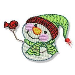 Itty Bitty Snowmen 1