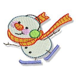 Itty Bitty Snowmen 2