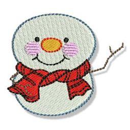 Itty Bitty Snowmen 4