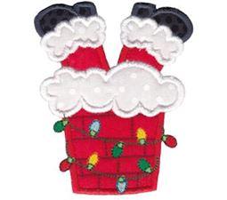 Jolly Holiday Applique 13