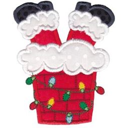 Jolly Holiday Applique 13
