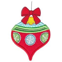Jolly Holiday Applique 4
