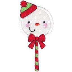 Jolly Holiday Applique 5