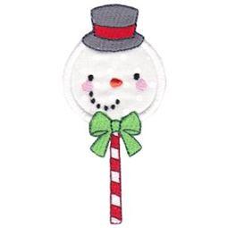 Jolly Holiday Applique 6