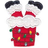 Jolly Holiday Applique