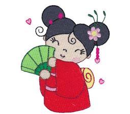 Kokeshi Dolls 10