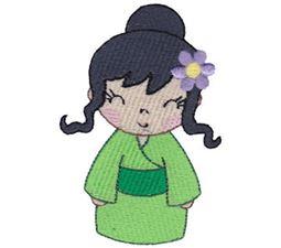 Kokeshi Dolls 5