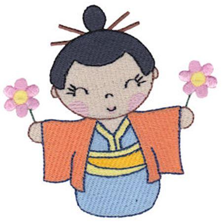Kokeshi Dolls 9