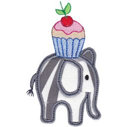 Little Elephant Applique 7