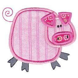 Little Farm Stitchies Applique 4