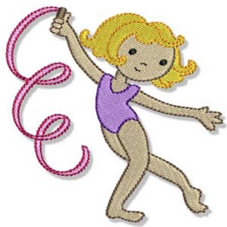 Little Gymnast 1
