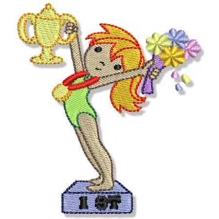 Little Gymnast 12
