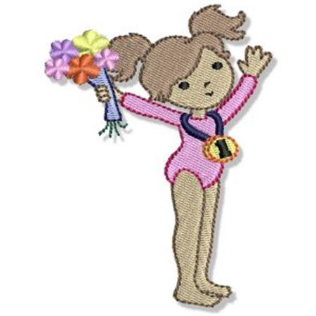 Little Gymnast 8