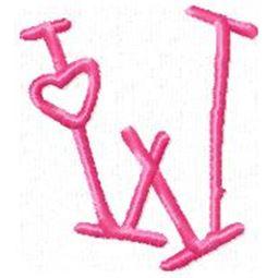 Lots of Love Alpha W