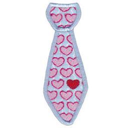 Applique Love Tie