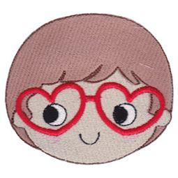 Heart Glasses Boy