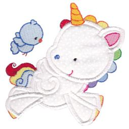 Magical Unicorns Applique 2