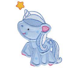 Magical Unicorns Applique 6