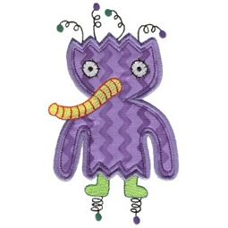 Master Monster Applique 3