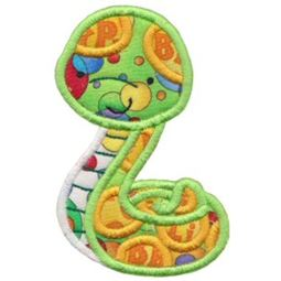 Mighty Jungle Animals Applique 9