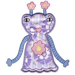 Missy Monster Applique 3