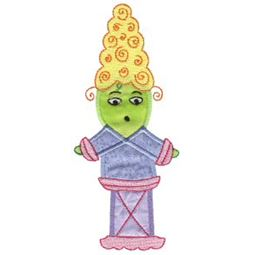 Missy Monster Applique 9