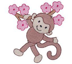 Monkeying Around Four 1