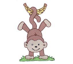Monkeying Around Four 6