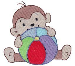 Monkeying Around Four 8