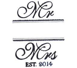 Split Mr and Mrs Est