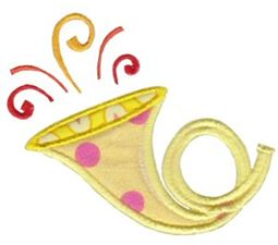 Musical Applique 4