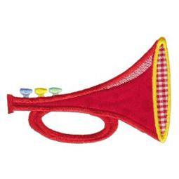 Musical Applique 5