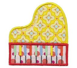 Musical Applique 8