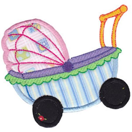 Stroller Applique