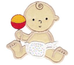 My Baby Applique 2