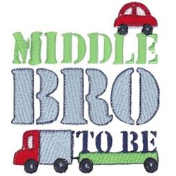 Middle Bro To Be