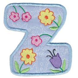 My Little Alphabet Z