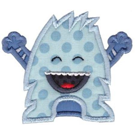 My Monster Applique 3