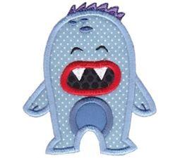 My Monster Applique 6