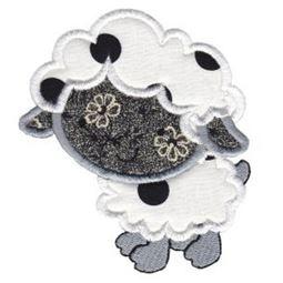 Pet Sheep Applique